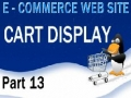 13 E Commerce Website Tutorial Tally the Total of Your PHP Shopping Cart - English