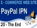 20 Ecommerce Website Tutorial PayPal IPN PHP Instant Payment Notification Script - English