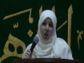 CASMO World Women Day 2011 - speech by Sr Yusur Al Bahrani - English