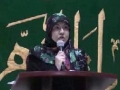 CASMO World Women Day 2011 - Speech by Sr Amal Jammal - English