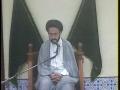 *** Must Watch *** Speech Barsi Allama Agha Jaffar Naqvi - by H.I. Sadiq Raza Taqvi - 11 June 2011 - Urdu