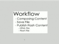 Flash Professional CS5 Beginner Tutorial Workflows & File Types - English