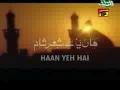 Nadeem Sarwer 2008 Nohai Album - han ya hai sham - Urdu