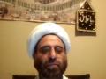 Self Building Session [16July11] Is Amr bil Maroof a Collective Wajib or Individual? - H.I. Hurr Shabbiri - English