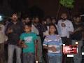 امام بارگاہ کاظمین پر فائرنگ کے واقعے کے خلاف احتجاج - HTNEWS - Urdu