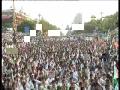(Raw Clip1) 2011 اسقلال پاکستان کنونشن Dharna - Urdu