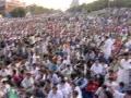 24July11 اسقلال پاکستان کنونشن Massive Dharna & Chanting Slogans - Urdu