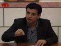 Dr Raefi poor - نقد مستند ظهور نزدیک است - Farsi