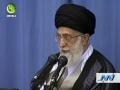 Wali Amr Muslimeen in Quranic session -مشکلات امت اسلام تنها در پناه عمل به قرآن- Farsi