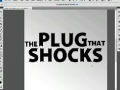 Photoshop CS4 Simple Movie Poster Part 2 - English