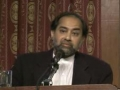 Br Afeef Khan Speaks on How Prophet executed his role as a leader - English