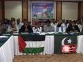 دفاع فلسطین ہی دفاع پاکستان ہے ،فلسطین فاﺅنڈیشن پاکستان - Urdu