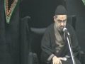 5th Muharram 1429 - 2008 by Moulana Syed Ali Mutaza Zaidi  Behrain - Urdu