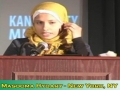 [MC 2011][Poetry Slam] Poetry by Masooma Hydari - English