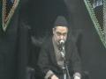 8th Muharram 1429 - 2008 by Moulana Syed Ali Mutaza Zaidi Part 1 - Behrain - Urdu