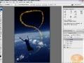 Sparkle/Magical Dust Brush Photoshop Tutorial - English