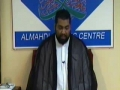 [Ramadan 1432 - Asad Jafri - 15] Birthday of Imam Hassan AS, Islamic Parenting - Night 14 15Aug11 - English