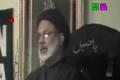 Lecture 19 Ramadan 2011 - H.I. Askari - Seerat of Imam Ali (a.s) - Urdu