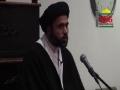 Attributes of Muttaqin (2) - Moulana Nabi Raza Abidi - صفت متقین
