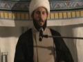 [Ramadhan 2011 Sh Hamza Sodagar-8]-Era of Imam Ali AS, Khwarij,Fake piety, humility,True Aalim-Night 22 23Aug - English