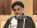 [ MusT Watch] Allama Hasan Zafar Naqvi AT Duniya News on the Topic of Aashoor BLasT - Urdu