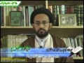 [Youth 26] نوجوان کا ماہ رمضان H.I. Sadiq Raza Taqvi - Satan and its tactics - Urdu
