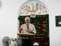 Al Quds Day - Khutbah by Imam Muhammad Al Asi 08-26-2011 - English