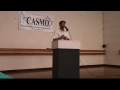 [CASMO Al-Quds Seminar 2011 Toronto] Closing remarks by Brother Munir Syed - 26Aug2011 - English