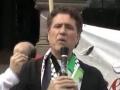 [2011 Al-Quds Rally Toronto] Speech by CAF Representative - 28Aug2011 - English