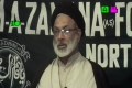 (incomplete) Lecture 27 Ramadan 2011 - H.I. Askari - Kia mujh main taqwa hai? - Urdu
