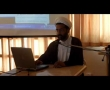 [2 of 3]-Maulana Dr Hussnain Nadir - Weekly Majalis Ramazan 2011- Components of ISLAMIC culture and Civilization - Urdu