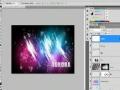 Photoshop CS4 Tutorial Create a Colorful Aurura Effect - English