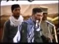 [NEW RARE] Vali Amr Muslimeen Ayatullah Khamenei Talk in the frontline - Farsi