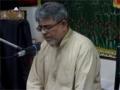 MESSAGE by Parvaiz Abidi Humain Hussain (as) ka Parcham Buland Rakhna hai  - Urdu