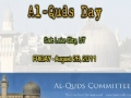 [AQC] Al-Quds Day in Salt Lake City, UT USA - 26 August 2011 - All Languages