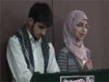 Sumaira and Zain - Youth Issues - Calgary English
