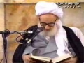 [7] Speech Aytollah Mujtahedi Tehrani - Ethics - اخلاق - Farsi