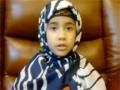 Syedah Elena Zare Dua e Elahi azumal bala - Arabic