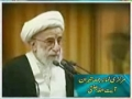 Tehran Friday Prayers - 28 October 2011 - آيت اللہ  جنتى - Urdu