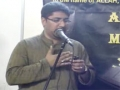 [Noha] Milti hee Nahi Koi Misaal Aisy Daher Main - By Br. Kashif - Urdu