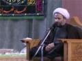 سخنراني شب سوم محرم H.I. Panahiyan Speech - 3rd Muharram 1431 - Farsi