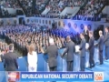 Ron Paul Debate Highlights - Phony War On Terror - English