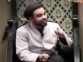 Siraat-e-Haq ki Pasbani  1st Muharam Night 1433  - Maulana Zayeem Abidi  - Urdu