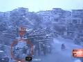 cctv footage of Karachi terrorist attack - Urdu