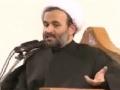 سخنراني شب هشتم محرم H.I. Panahiyan Speech - 8th Muharram 1433 / 1390 - Farsi