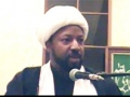Hypocrisy & Faith - Maulana Jafar Mohibullah - Saint Louis - 10 Dec 2011 - English