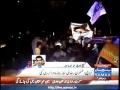 Askari Raza dead body outside Governor House - Karachi 02-01-2012 - Urdu