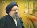 [30 Dec 2011] Tehran Friday Prayers  - آیت للہ سید احمد خاتمی - Urdu