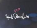 دوزخ روحانی کیا ہے۔؟ - Br. Syed Abid Hussain Zaidi Madrasa-tul-Qaaim [a.s]   -  Urdu