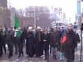 Arbaeen ( Chehlum) Jaloos in Windsor Ontario Jan. 15, 2012 - Urdu